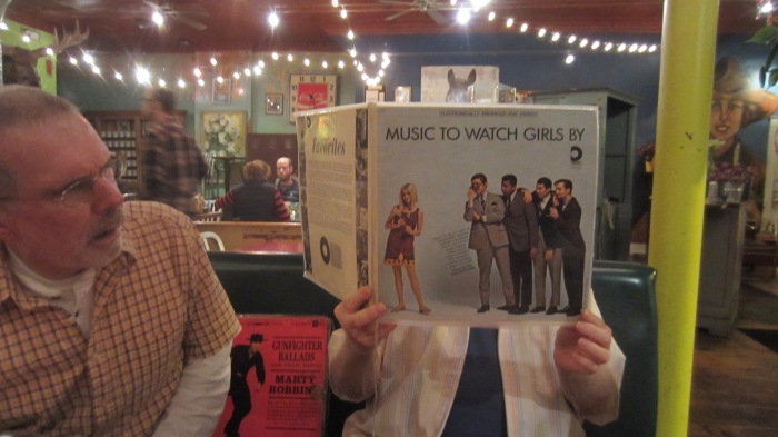Music to Watch Girls By?