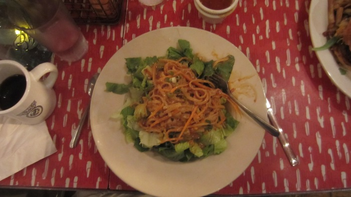 Mental Oriental Salad