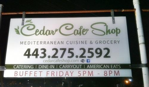 CedarCafe_Sign