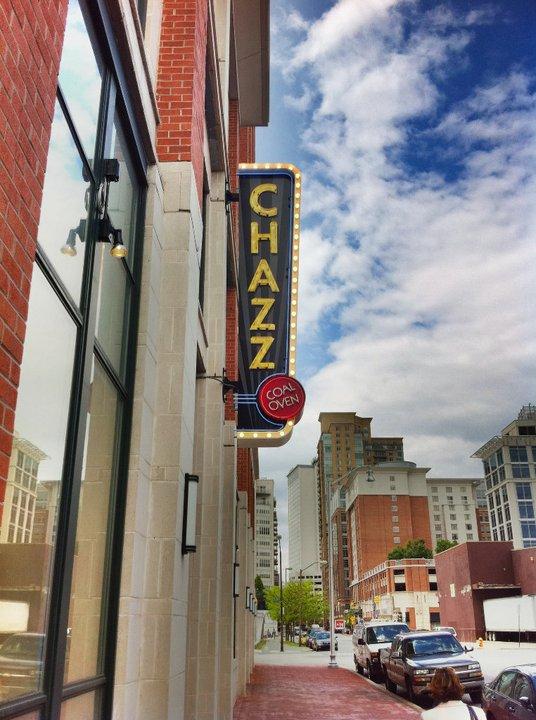 Chazz_signage