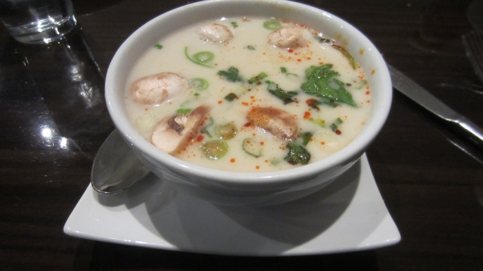 Tom Ka Gai soup